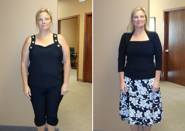 Diana H Weight Loss Before and After Transformation