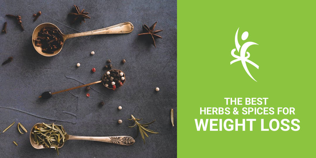 Best Herbs & Spices For Weight Loss